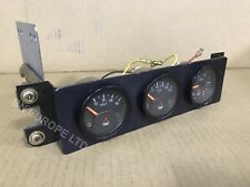 MITSUBISHI EVO LANCER EVOLUTION 1 2 3 4 5 6 7 8 9 polvere da sparo Ralliart JDM Triple Gauge