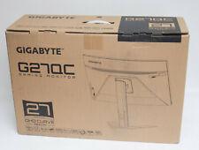 GIGABYTE G27QC 27 Zoll LED Curved Monitor - Schwarz