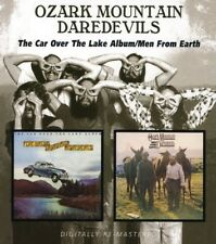 THE OZARK MOUNTAIN DAREDEVILS-THE CAR OVER THE LAKE ALBUM/MEN FROM EARTH/CD NEUF