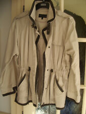 M&S Limited size 12 washable casual cotton jacket; really gr8 con. hardly worn!