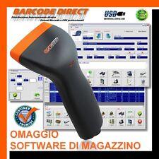 Barcode codici a barre codice a barre LETTORE Software di Magazzino OMAGGIO