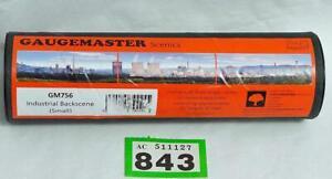 G843 Gaugemaster GM756 Industrial Backscene Small