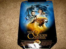 The Golden Compass Original Movie Poster 27 x 40 Double Sided Rolled 2007
