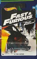 Hot Wheels Fast & Furious '67 FORD MUSTANG Tokyo Drift Walmart Exclusive!