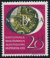 BUND 1951, MiNr. 142 I, postfrisch, gepr. Schlegel, Mi. 170,-
