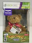 XBOX 360 Kinect Kinectimals Plush FAO Bear & Game Toys R Us New