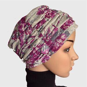 HEADWEAR HATS FOR HAIR LOSS, HATS FOR CANCER CHEMO ALOPECIA HAIRLOSS