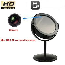 HD 720P Mini DVR Home Mirror SPY Hidden Camera Video Recorder Motion Detection