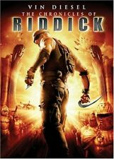 The Chronicles of Riddick (Theatrical Widescreen Edition) [Dvd] New!