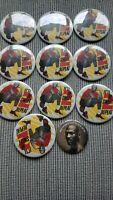 11 Michael Jordan Pins Buttons From 1991