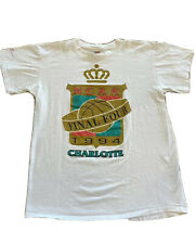 Vintage Nike 1994 NCAA Final Four T Shirt College Basketball Charlotte Size XL