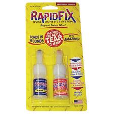 Rapidfix 6121705 Dual Adhesive System 1/2oz