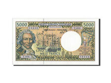 Billets, French Pacific Territories, 5000 Francs, 1996, KM:3a, NEUF #47778