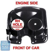 1965-67 Pontiac GTO / LeMans Fan Guard Steel OEM - Right Hand Hole
