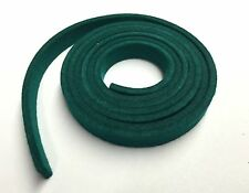 "Firm Green Felt for Piano Repair, 56"" X 1/2"", Grand Key Tails, Damper Lifter Set"