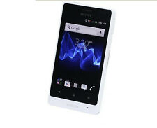 Sony XPERIA go ST27i WHITE(Unlocked)Smartphone Waterproof WIFI GPS Free Shipping