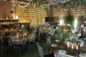 90 Organza Wedding Bridal Chair Sash Bow Table runner - Sage Green