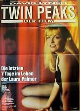 David Lynch TWIN PEAKS original Kinoplakat A1