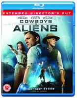 Cowboys & Aliens - Esteso Del Regista Taglio Blu-Ray Nuovo (BSP2322)