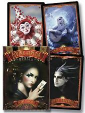 Divine Circus Oracle: Guidance for a Life of Sacred Subversion & Creative Confid