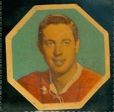 Jean Beliveau 1963-64 York Peanut Butter White Backs '63 Card #26 VG Montreal