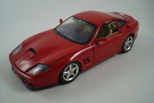 Bburago Burago Modellauto 1:18 Ferrari 550 maranello 1996