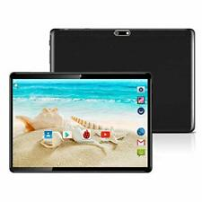TAOERA 10 inch Android 8.1 Tablet Unlocked Pad with Dual SIM Card Slot 2.5D