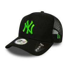 NEW ERA MLB DIAMOND ERA TRUCKER CAP NEW YORK YANKEES NY GORRA 12381188 NEGRO