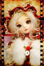Bjd 1/6 Doll LittleFee Chloe bjd doll FACE MAKE UP+FREE EYES-LittleFee Chloe