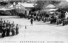 Photo 1910 Hamamatsu Japan Girls High School Sports Day
