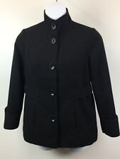 Chico's Women's Size 1 Black Jacket (A4)