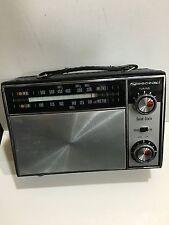 VINTAGE RADIO NISSOZAKI  MW-AM - LW 1960S ELCT+BATT