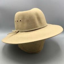 Helen Kaminski Womens Brimmed Hat Felt Made in Australia