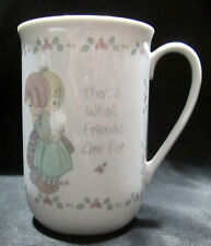 Precious Moments That's What Friends Are For :Porcelain Coffee Mug Cup 511722