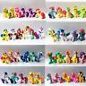 "15Pcs Hasbro Pony Friendship is Magic 2"" MLP figure random no repeat"