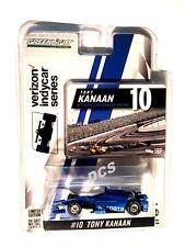 GREENLIGHT 2017 #10 Tony Kanaan / Chip Ganassi Racing NTT 1/64 Diecast Car 10785