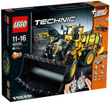 LEGO 42030 Technic VOLVO L350F Radlader mit Fernsteuerung 1636 Teile NEU & OVP