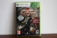 Dead Island GOTY - XBOX360 Game PAL - English Version