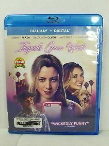 Ingrid Goes West [Blu-ray] Aubrey plaza Elizabeth olsen