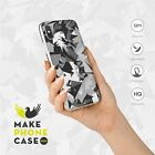 Camo Phone Back Case Army Camouflage Military For Apple iPhone 5 6 7 8 11 12 13