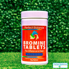 Hot Tub Suppliers | 1kg Bromine Tablets | Hot Tubs | Spas | Swimming Pools