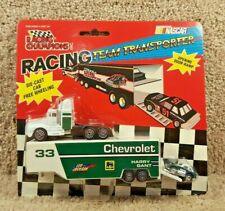 1994 Racing Champions 1:87 Micro Team Transporter NASCAR Harry Gant Chevrolet