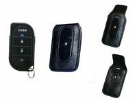 Leather case for 1-Way viper remote starter Viper Value 7146V remote control