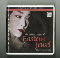 The Private Papers of Eastern Jewel - Maureen Lindley - Unabridged Audiobook 8CD