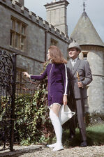 Diana Rigg Patrick Macnee The Avengers 11x17 Mini Poster old house