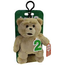 Ted 2 Movie - Plush Key Clip - TED the Bear (Rated R Explicit)(with sound) - New