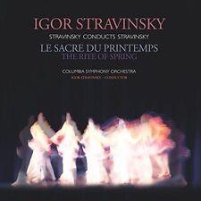 Stravinsky / Columbi - Stravinsky: Rite Of Spring [New Vinyl LP]