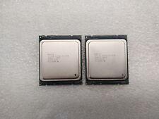 Matched Pair Xeon E5-2690 8 Core 2.90GHz CPU Processors SR0L0