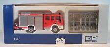 Rietze 1/87 IVECO MAGIRUS alufire 3 HLF 20/16 vigili del fuoco mercato Pressig OVP #2195