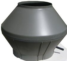 Deflektorhaube DN 400mm Dachhaube, Entlüftungshaube, Fortlufthaube